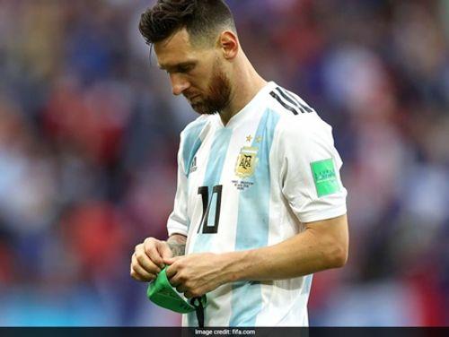 Messi từ giã ĐT Argentina sau thất bại tại World Cup 2018? - Ảnh 1