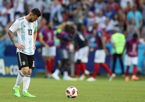 Kết quả vòng 1/8 World Cup 2018: Mbappe tỏa sáng, Messi không thể cứu Argentina - Ảnh 3