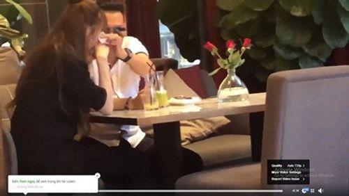 """Trong """"tâm bão"""" scandal tình cảm với Quế Vân, Việt Anh lên tiếng xin lỗi bà xã - Ảnh 1"""