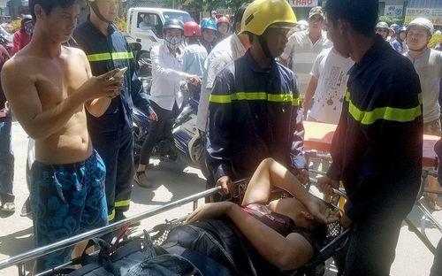 Nha Trang: Cứu sống nam thanh niên rơi từ tầng 8, bất tỉnh hơn 12 giờ  - Ảnh 1