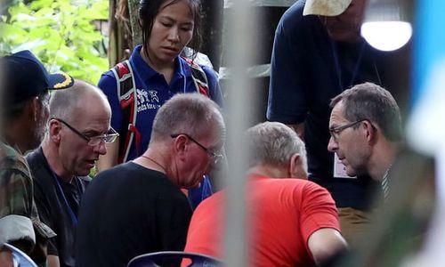 Đội bóng nhí Thái Lan có thể được giải cứu ngay trong tuần này vì lo sợ hang ngập - Ảnh 1