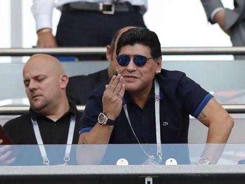 """Maradona tố tuyển Anh """"ăn cắp chiến thắng"""" nhờ trọng tài, FIFA lên tiếng - Ảnh 1"""