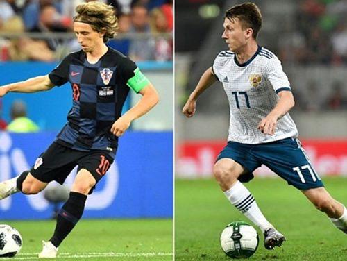 Lịch thi đấu và phát sóng trực tiếp tứ kết World Cup 2018 ngày 7/7/2018 - Ảnh 1