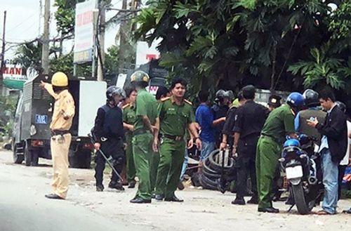 Hàng trăm học viên cai nghiện ở Tiền Giang trốn trại, lấy xe đạp của dân bỏ chạy - Ảnh 1