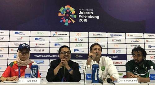 HLV Olympic Pakistan: Thua nhưng vẫn hạnh phúc! - Ảnh 1