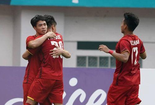 Olympic Việt Nam 3 - 0 Olympic Pakistan: Chiến thắng 3 sao, chiếm ngôi đầu bảng - Ảnh 2