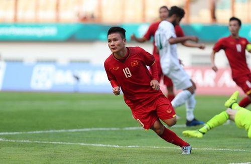 Olympic Việt Nam 3 - 0 Olympic Pakistan: Chiến thắng 3 sao, chiếm ngôi đầu bảng - Ảnh 1
