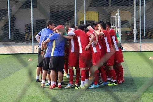 Lịch thi đấu của đội tuyển Olympic Việt Nam tại ASIAD 18 ngày 14/8 - Ảnh 1