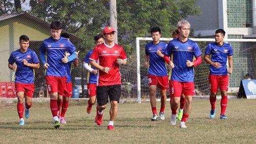 Olympic Việt Nam vs Olympic Nepal 19h ngày 16/8: Củng cố ngôi đầu - Ảnh 1