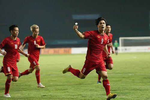 Truyền thông quốc tế nói gì về kỳ tích lần đầu vào tứ kết ASIAD của Olympic Việt Nam? - Ảnh 1