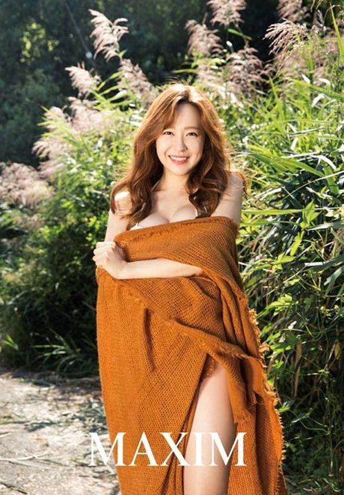 Ngất ngây nhan sắc của những bóng hồng từng hẹn hò với Son Heung Min - Ảnh 8