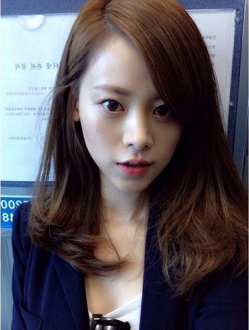 Ngất ngây nhan sắc của những bóng hồng từng hẹn hò với Son Heung Min - Ảnh 5