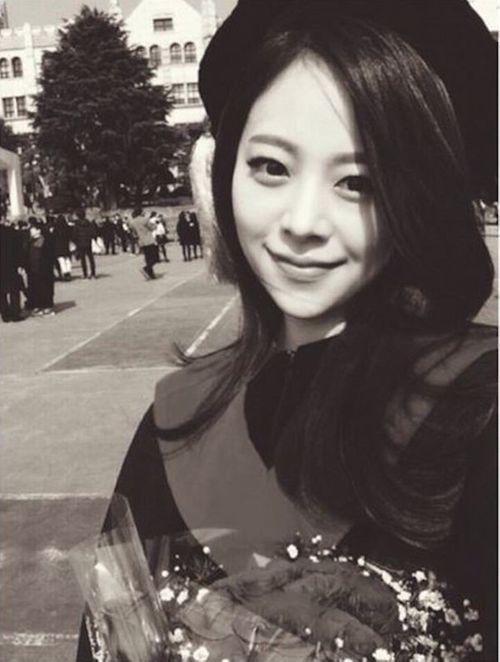 Ngất ngây nhan sắc của những bóng hồng từng hẹn hò với Son Heung Min - Ảnh 6