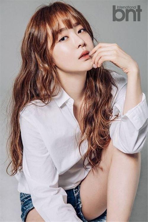 Ngất ngây nhan sắc của những bóng hồng từng hẹn hò với Son Heung Min - Ảnh 7
