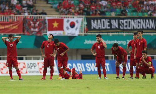 Báo châu Á tiếc nuối cho thất bại của Olympic Việt Nam tại ASIAD 2018 - Ảnh 1