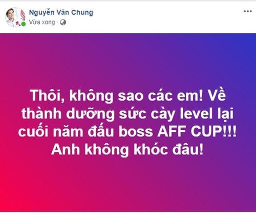 """Sao Việt động viên Olympic Việt Nam: """"Không khóc, các chàng trai!"""" - Ảnh 6"""