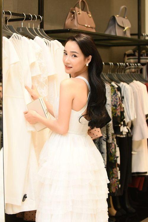 """Phương Oanh """"Quỳnh búp bê"""" đọ sắc cùng Nhã Phương và dàn Hoa hậu - Ảnh 5"""