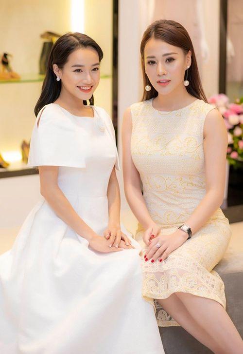 """Phương Oanh """"Quỳnh búp bê"""" đọ sắc cùng Nhã Phương và dàn Hoa hậu - Ảnh 4"""