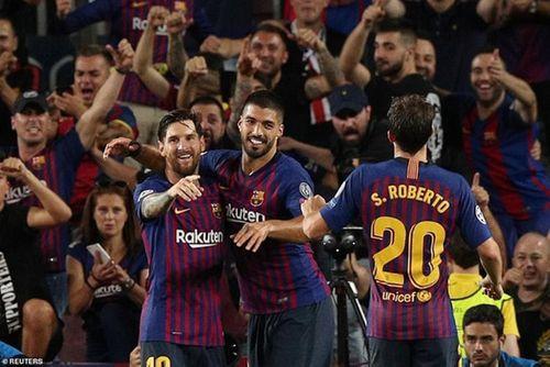 Kết quả cúp C1 ngày 18/9: Liverpool thắng nghẹt thở, Barca đại thắng nhờ Messi - Ảnh 3