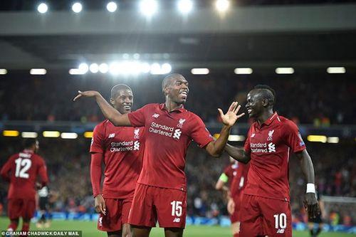 Kết quả cúp C1 ngày 18/9: Liverpool thắng nghẹt thở, Barca đại thắng nhờ Messi - Ảnh 1
