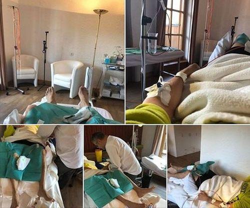 Fan lo lắng vì Đàm Vĩnh Hưng kiệt sức, phải nhập viện khi lưu diễn - Ảnh 1
