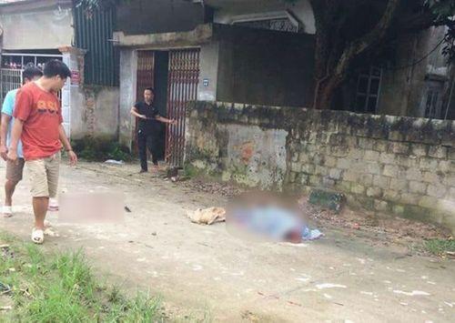 Điện Biên: 2 nghi can trong nhóm côn đồ chém người tử vong ra đầu thú - Ảnh 1