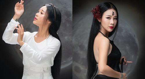 """Video: Vợ ca sĩ Việt Hoàn bất ngờ cover nhạc phim """"Diên Hy công lược"""" - Ảnh 2"""