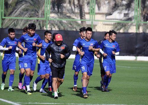 Asian Cup 2019: Quên đi thất bại, tuyển Việt Nam hướng tới trận đấu với Iran - Ảnh 2