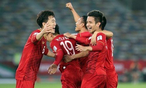 Asian Cup 2019: 4 cầu thủ Việt Nam bị kiểm tra doping - Ảnh 1