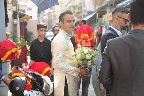 Võ Hạ Trâm xinh đẹp rạng ngời trong hôn lễ với doanh nhân Ấn Độ - Ảnh 2