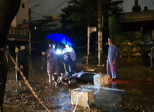 Khởi tố công nhân vận hành điện tắc trách làm chết người ở Đà Nẵng - Ảnh 1