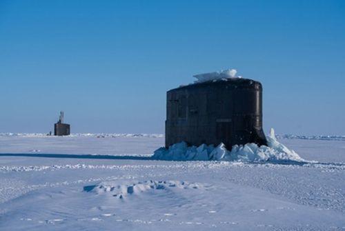 Mỹ xem xét triển khai hạm đội tàu chiến đến Bắc Cực - Ảnh 1