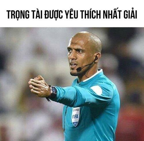 """Ảnh chế Asian Cup: Trọng tài người Oman và """"Song Hải"""" chiếm sóng - Ảnh 2"""
