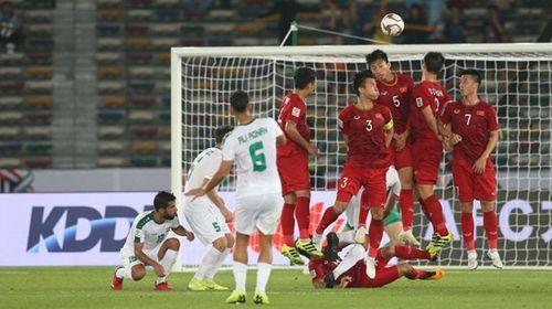 ĐT Việt Nam đã giành chiếc vé cuối cùng vào vòng 1/8 Asian Cup như thế nào? - Ảnh 1
