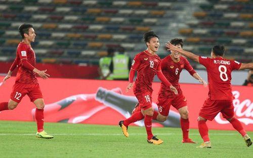 Lịch thi đấu và vòng 1/8 Asian Cup 2019: Việt Nam đá trận đầu tiên - Ảnh 1