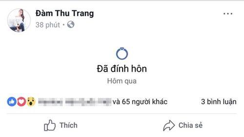 Cường Đô La - Đàm Thu Trang: Chặng đường gần 2 năm bên nhau ngọt ngào trước khi về chung một nhà - Ảnh 4
