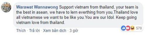 CĐV Thái thừa nhận ĐT Việt Nam ở đẳng cấp khác ĐT Thái Lan - Ảnh 4