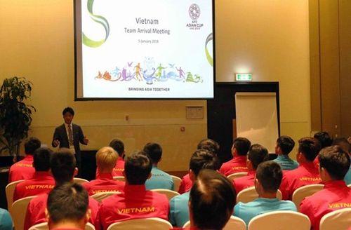 Tuyển Việt Nam học về công nghệ VAR chuẩn bị cho tứ kết gặp Nhật Bản - Ảnh 1