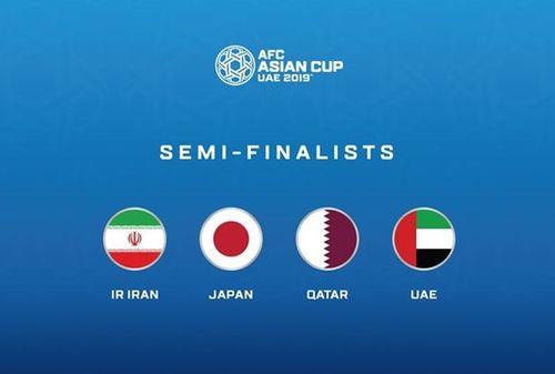Lịch thi đấu bán kết Asian Cup 2019: Đại diện Tây Á áp đảo - Ảnh 2