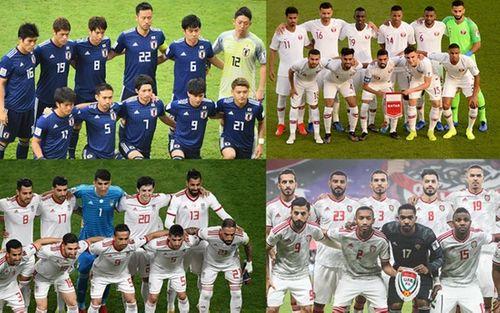 Lịch thi đấu bán kết Asian Cup 2019: Đại diện Tây Á áp đảo - Ảnh 1