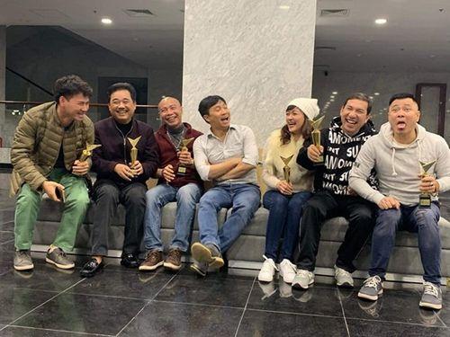 Táo Quân 2019 bắt đầu buổi tập đầu tiên: Làm tiếp nhé các anh chị! - Ảnh 1