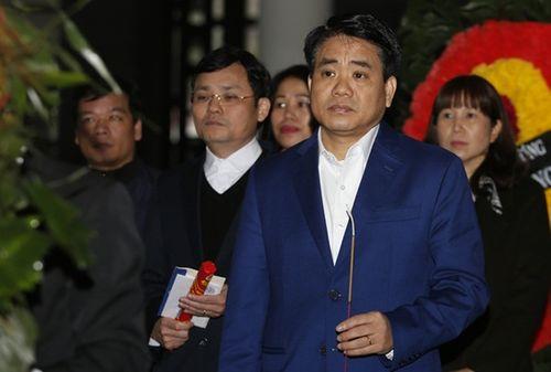 Người thân, đồng nghiệp ngậm ngùi tiễn biệt nhà thơ - nhạc sĩ Nguyễn Trọng Tạo - Ảnh 6