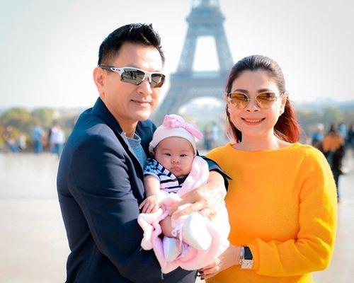 """Điểm danh 10 gia đình sao Việt """"tăng nhân khẩu"""" trong năm 2018 - Ảnh 8"""