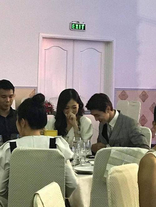 """Á hậu Phương Nga công khai tình cảm với """"soái ca"""" Bình An đúng ngày lễ Tình nhân - Ảnh 2"""