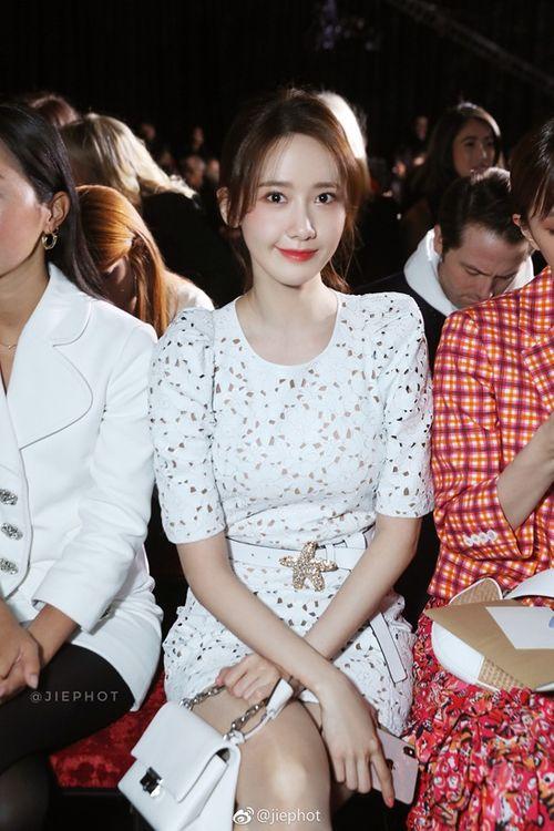 """Nhan sắc nhường này, bảo sao Yoona vẫn là """"nàng thơ"""" của fan Kpop dù có bao idol mới xuất hiện - Ảnh 7"""