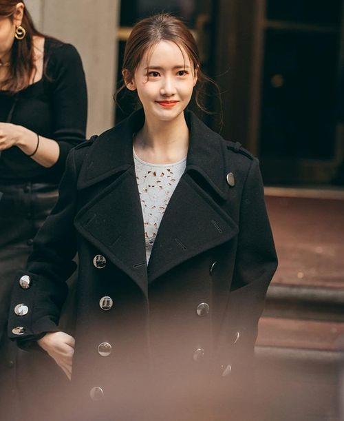 """Nhan sắc nhường này, bảo sao Yoona vẫn là """"nàng thơ"""" của fan Kpop dù có bao idol mới xuất hiện - Ảnh 2"""