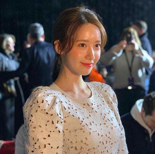 """Nhan sắc nhường này, bảo sao Yoona vẫn là """"nàng thơ"""" của fan Kpop dù có bao idol mới xuất hiện - Ảnh 9"""