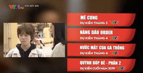 """""""Quỳnh búp bê"""" phần 2 sẽ lên sóng VTV cuối năm 2019 - Ảnh 1"""