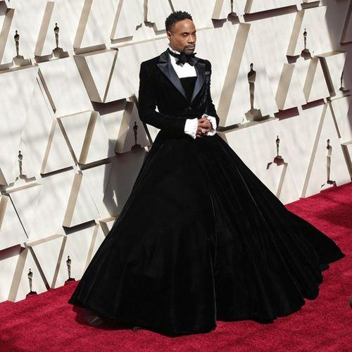Thảm đỏ Oscar 2019: Dàn sao nữ lộng lẫy gợi cảm vẫn phải lu mờ trước 1 người - Ảnh 1