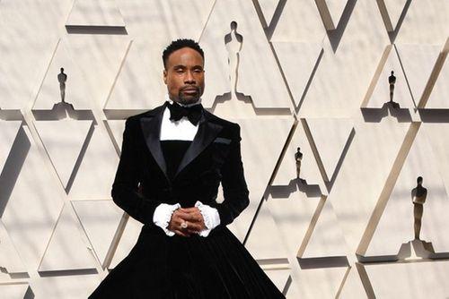 Thảm đỏ Oscar 2019: Dàn sao nữ lộng lẫy gợi cảm vẫn phải lu mờ trước 1 người - Ảnh 4